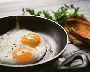4 Benefits of Having Breakfast with Eggs by 4steps4