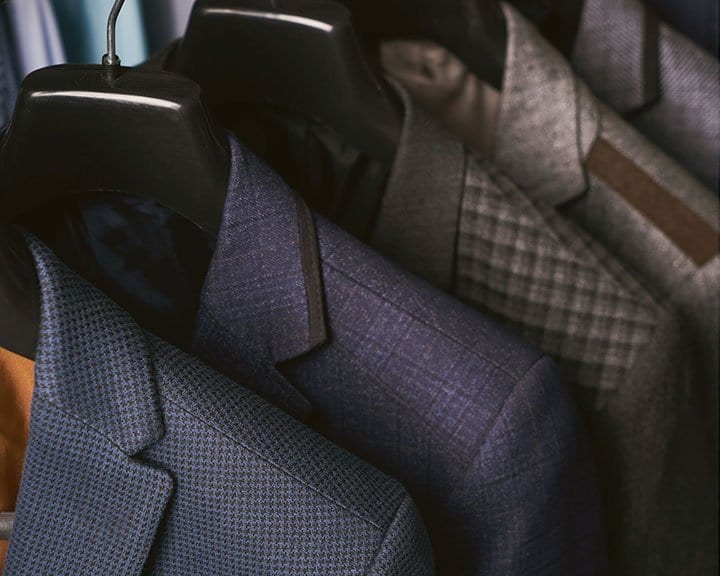Fold Your Suit the Right Way