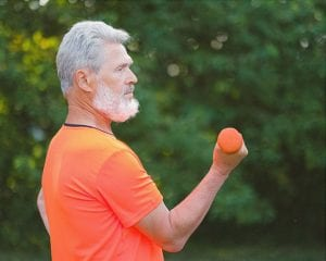 Four Healthy Lifestyle Tips for Men Over Age of 50