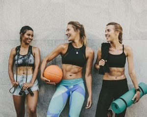 How to Up Your Fitness Motivation by 4steps4