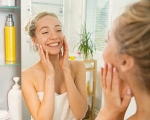 The 5-Minute Clean Skin Care by 4steps4
